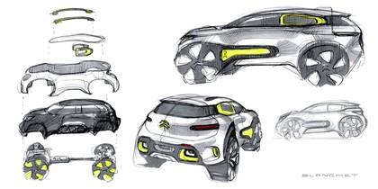 2015 Citroen Aircross concept 29