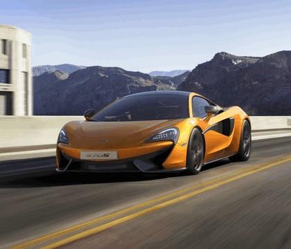 2015 McLaren 570S coupé 11