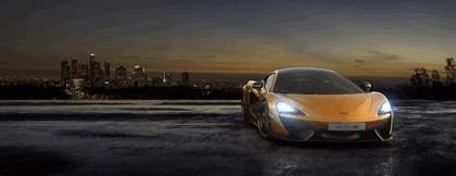 2015 McLaren 570S coupé 13