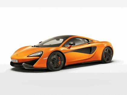 2015 McLaren 570S coupé 16