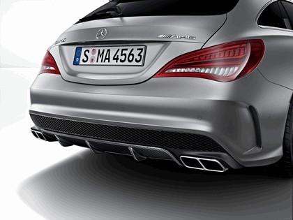 2015 Mercedes-Benz CLA 45 AMG Shooting Brake 6