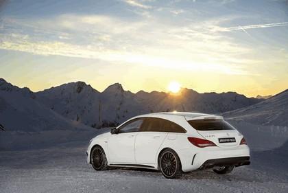 2015 Mercedes-Benz CLA 45 AMG Shooting Brake 21