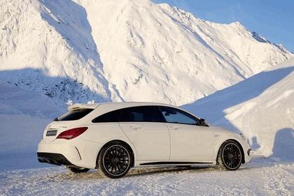 2015 Mercedes-Benz CLA 45 AMG Shooting Brake 22