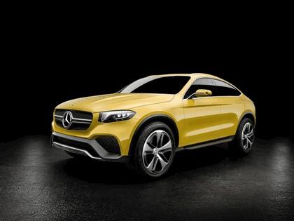 2015 Mercedes-Benz Concept GLC Coupé 1