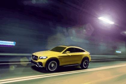 2015 Mercedes-Benz Concept GLC Coupé 7