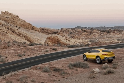 2015 Mercedes-Benz Concept GLC Coupé 13