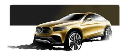 2015 Mercedes-Benz Concept GLC Coupé 14
