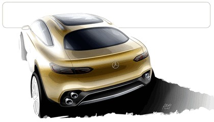 2015 Mercedes-Benz Concept GLC Coupé 15