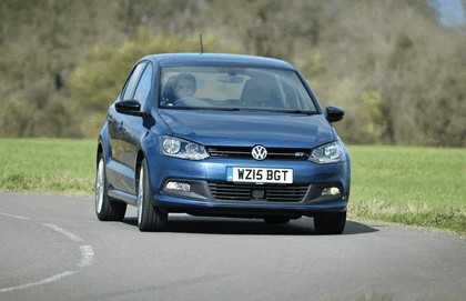 2015 Volkswagen Polo BlueGT - UK version 10