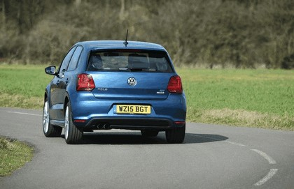 2015 Volkswagen Polo BlueGT - UK version 12
