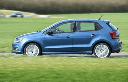 2015 Volkswagen Polo BlueGT - UK version 16