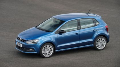 2015 Volkswagen Polo BlueGT - UK version 9
