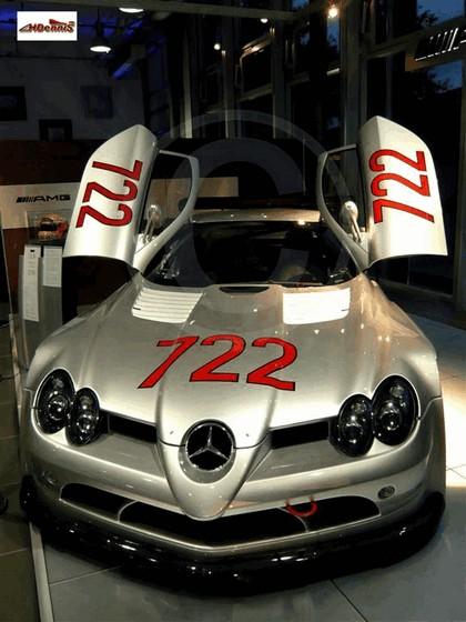 2007 Mercedes-Benz McLaren SLR 722 GTR 16