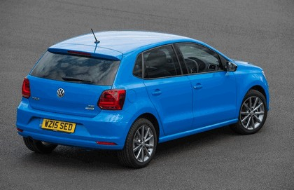 2015 Volkswagen Polo SE Design - UK version 2