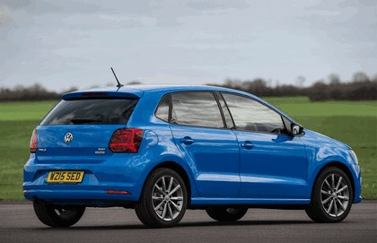 2015 Volkswagen Polo SE Design - UK version 9