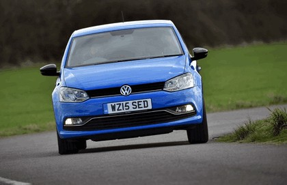 2015 Volkswagen Polo SE Design - UK version 11