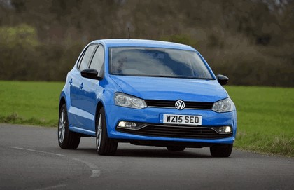 2015 Volkswagen Polo SE Design - UK version 12