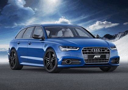 2015 Audi S6 by Abt 1