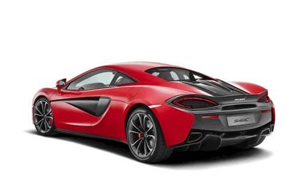2015 McLaren 540C coupé 3