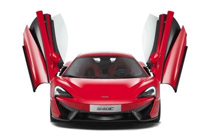 2015 McLaren 540C coupé 7