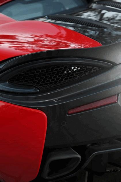 2015 McLaren 540C coupé 29