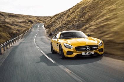 2015 Mercedes-Benz AMG GT S - UK version 1