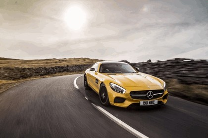 2015 Mercedes-Benz AMG GT S - UK version 3