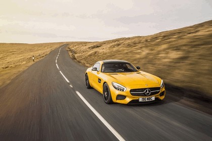 2015 Mercedes-Benz AMG GT S - UK version 6