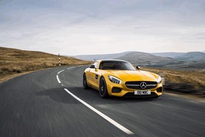 2015 Mercedes-Benz AMG GT S - UK version 8