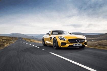 2015 Mercedes-Benz AMG GT S - UK version 9