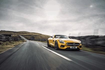 2015 Mercedes-Benz AMG GT S - UK version 11
