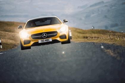 2015 Mercedes-Benz AMG GT S - UK version 19
