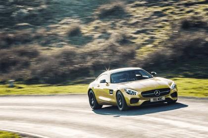2015 Mercedes-Benz AMG GT S - UK version 22