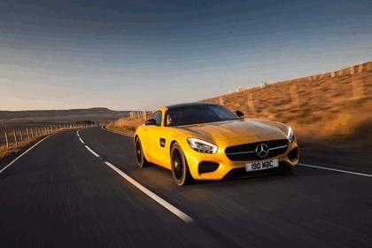2015 Mercedes-Benz AMG GT S - UK version 23