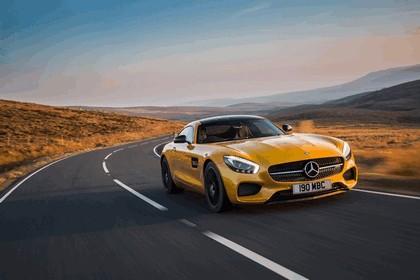 2015 Mercedes-Benz AMG GT S - UK version 26