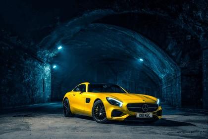 2015 Mercedes-Benz AMG GT S - UK version 28