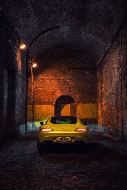 2015 Mercedes-Benz AMG GT S - UK version 31