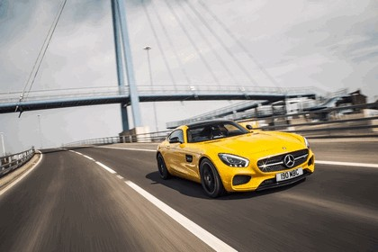 2015 Mercedes-Benz AMG GT S - UK version 35