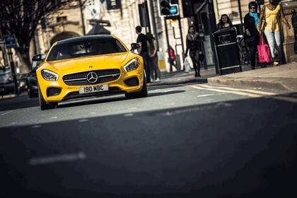 2015 Mercedes-Benz AMG GT S - UK version 38