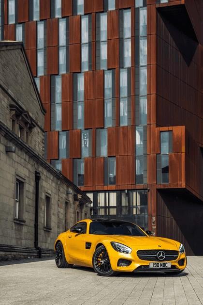 2015 Mercedes-Benz AMG GT S - UK version 43