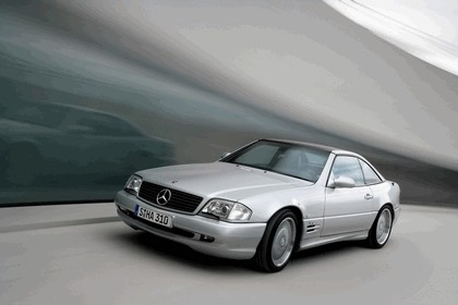 2007 Mercedes-Benz AMG 40th anniversary 18