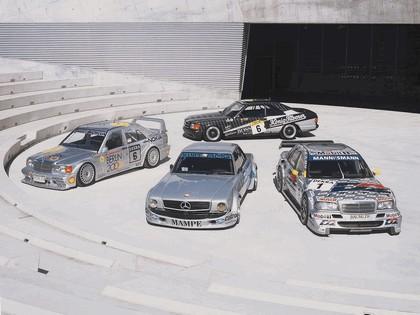 2007 Mercedes-Benz AMG 40th anniversary 23