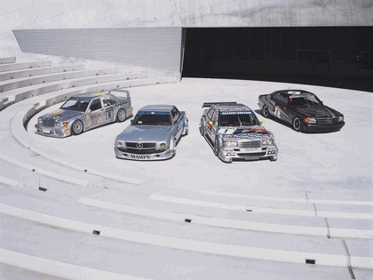 2007 Mercedes-Benz AMG 40th anniversary 24