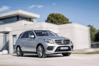 2015 Mercedes-Benz GLE 500 4