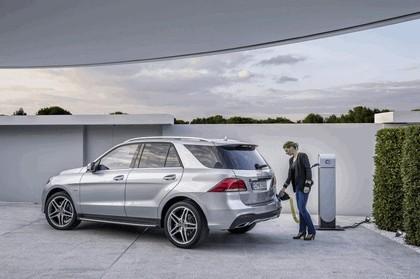 2015 Mercedes-Benz GLE 500 5