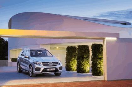 2015 Mercedes-Benz GLE 500 6