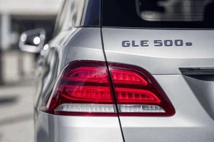 2015 Mercedes-Benz GLE 500 16