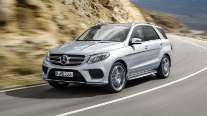 2015 Mercedes-Benz GLE 500 1