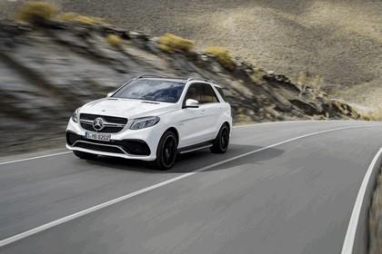 2015 Mercedes-Benz GLE 63 AMG 1