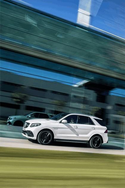 2015 Mercedes-Benz GLE 63 AMG 3